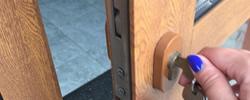 Archway locks change