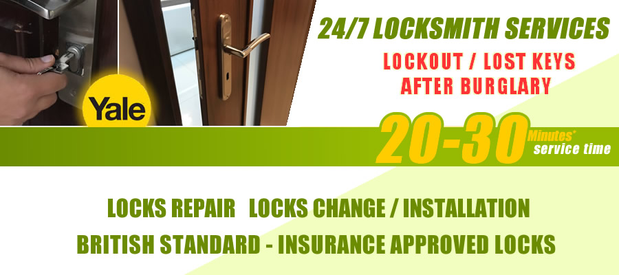 Tufnell Park locksmith services